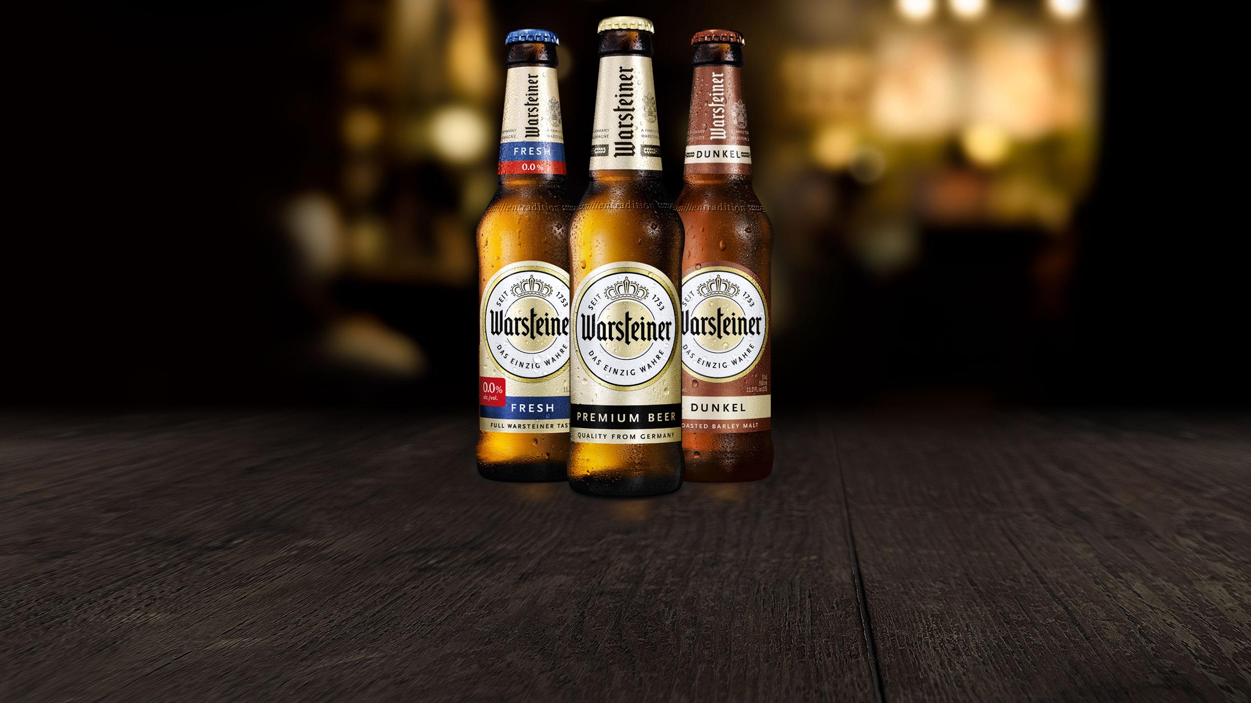 Warsteiner International | Premium Beer