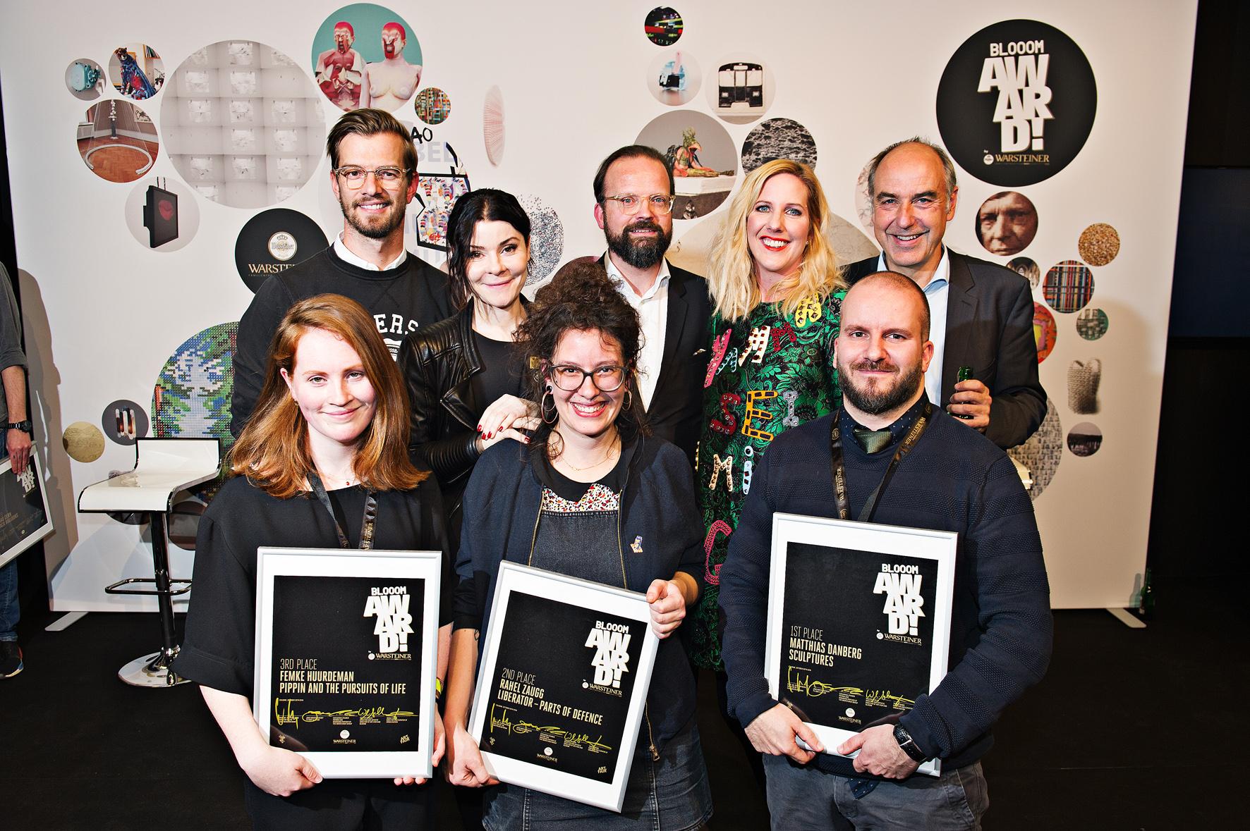 2017 BLOOOM Award by Warsteiner